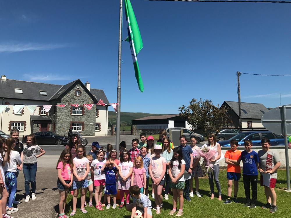Green Flag St Josephs National School
