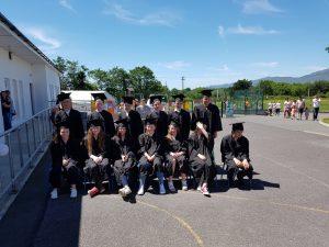 Farewell 6th Class