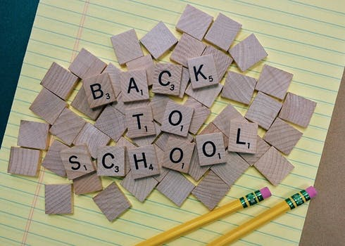 Back To School Wednesday 30th August 2017